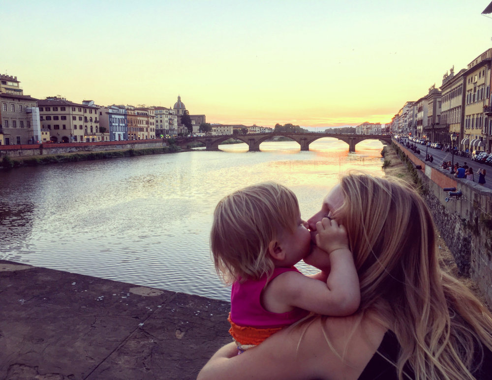 Florence Italy family trip