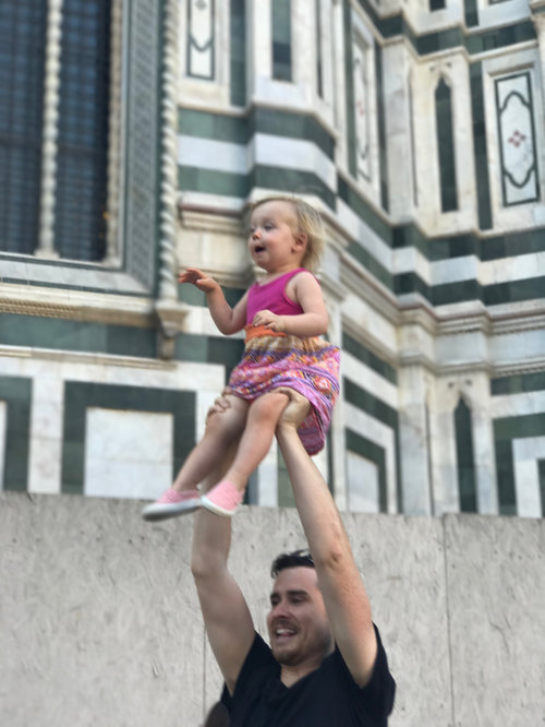 fun trip with kids, Florence