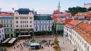 From traveler's perspective: Extended weekend in Bratislava